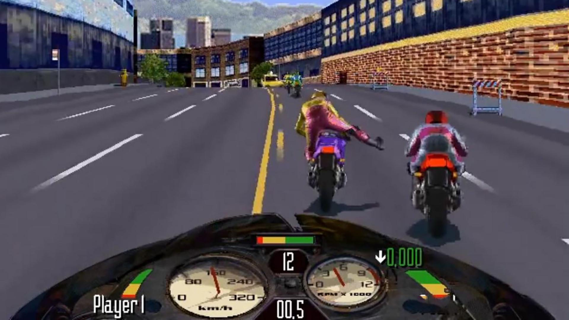 暴力摩托 2008 v1.0.0.0 正式版