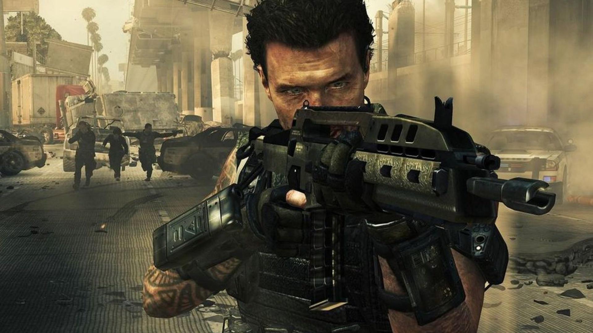 使命召唤9:黑色行动2 COD9 Call of Duty: Black Ops II【v23.0_43.1734_41.627|支持战役.BOT.僵尸】插图1