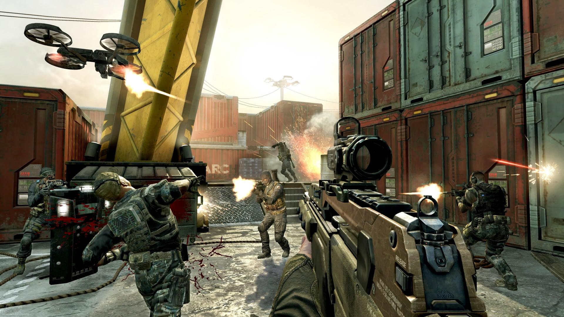 使命召唤9:黑色行动2 COD9 Call of Duty: Black Ops II【v23.0_43.1734_41.627|支持战役.BOT.僵尸】插图2